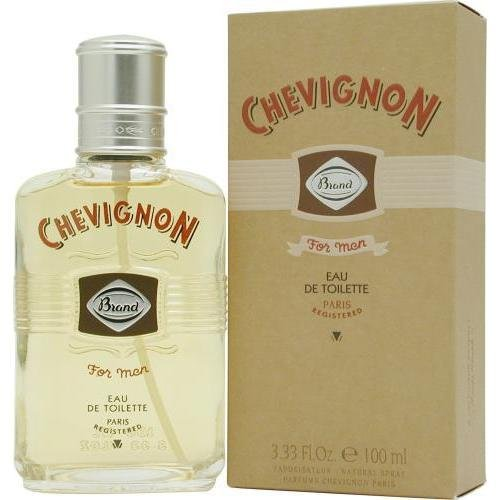 Chevignon By Chevignon For Men. Eau De Toilette Spray 3.33 oz by Parfums Chevignon