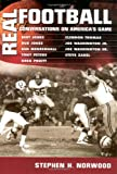 img - for Real Football: Conversations on America's Game book / textbook / text book