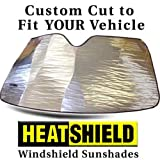 Sunshade for 2014 2015 2016 2017 Chevrolet Silverado 1500 2500 w/o Windshield-Mounted Sensor Windshield Sunshade #1442