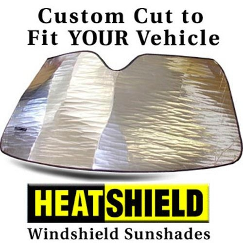 Sunshade for Ford Transit VAN w/RV Mirror & w/Lane Keep Sensor 2015 2016 2017 Windshield Sunshade #1542 (Rv Windshield Ford compare prices)