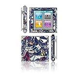 GELASKINS Apple iPod nano 第6世代 スキンシール【LoveLetters】 NANO6-070
