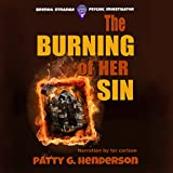 img - for The Burning of Her Sin: Brenda Strange Mystery, Book 1 book / textbook / text book