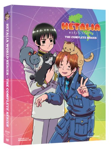 Hetalia: World Series - The Complete Series (Fruits Basket Series compare prices)