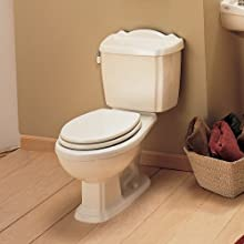 American Standard Antiquity/Repertoire Elongated Toilet Bowl with 2-Bolt Caps