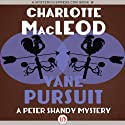 Vane Pursuit Audiobook by Charlotte MacLeod Narrated by John McLain