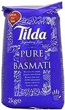 Tilda Pure Basmati Rice 2 kg