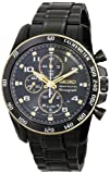 Seiko Men's SNAF34 Analog Display Japanese Quartz Silver Watch thumbnail
