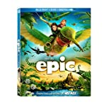 [US] Epic (2013) [Blu-ray + DVD + UltraViolet]