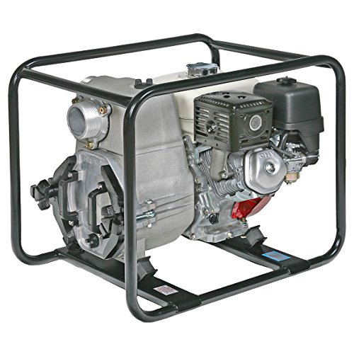 Engine Driven Tsurumi Trash Pump