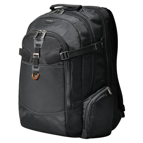 EVERKI 95330-GB Titan Backpack for 18.4 inch Laptop - Black