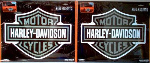 Harley Davidson Mega Magnetix Large Magnetic Sign