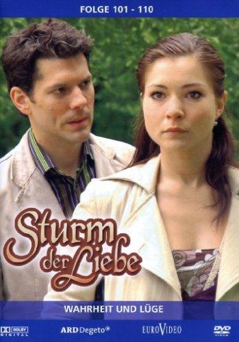 Sturm der Liebe 11 - Folge 101-110: Wahrheit und Lüge (3 DVDs)