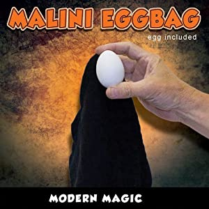Malini Egg Bag & Egg by Modern Magic - Trick