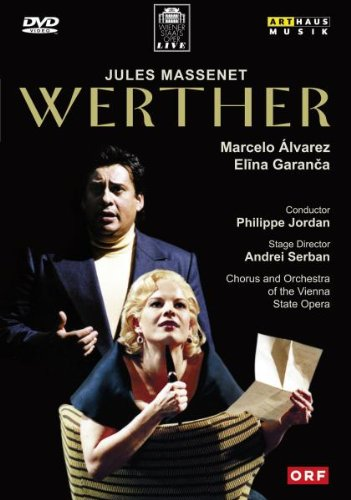 Werther - Jules Massenet - DVD