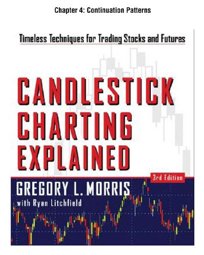 Candlestick Charting Explained, Chapter 4: Continuation Patterns