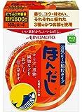 味の素 ほんだし(箱) 600g