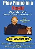 Play Piano In A Flash Scott Houston Piano Guy DVD