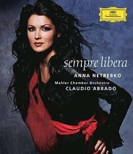Anna Netrebko, Vincenzo Bellini, Gaetano Donizetti, Giacomo Puccini