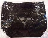 DOMINO PIZZA【ドミノ・ピザ】 『オリジナルランチトートバッグ/ブラック』【非売品】