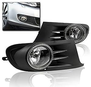 Amazon.com: ZMAUTOPARTS VW Golf Jetta MK6 Bumper Fog