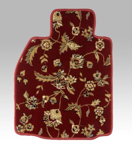 1999-2005 Bmw 3 Series Coupe/Sedan (E46) 4 Pc Oriental Mats Oriental Mat Pattern: Red Sultan