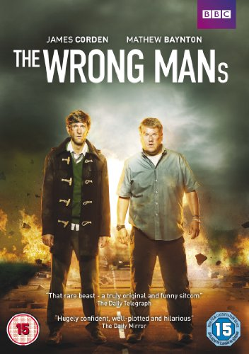 The Wrong Mans [DVD]
