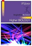 BrightRED Revision: Advanced Higher Biology (BrightRED Revisions) by David Lloyd, Geoff Morgan published by Bright Red Publishing (2010)