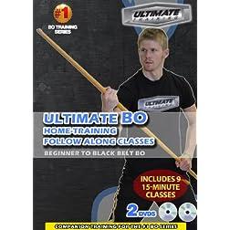 ULTIMATE BO Home-Training Classes (2 DVD Set) - companion set for ultimate bo