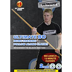 ULTIMATE BO Home-Training Classes (2 DVD Set) - companion set for ultimate bo