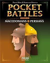 ポケットバトル マケドニア vs ペルシア