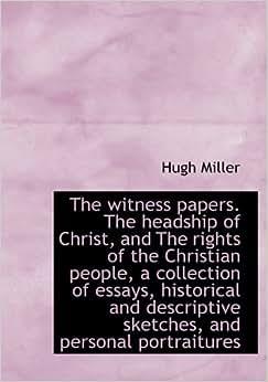 Sample Witness Letter Example