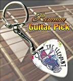 Cage The Elephant Premium Guitar Pick Keyring