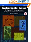 Instrumental Solos by Special Arrange...
