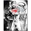 Man of Steel Superman Movie Tin Sign