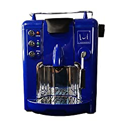 Wonderchef Lui LEspresso 2-Litres Coffee Machine with Coffee Capsules (Blue)