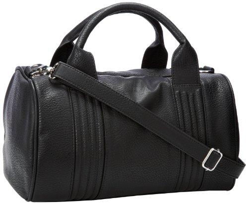 BCBGeneration Quinn Cafe APX101GN Shoulder Bag,Black,One Size
