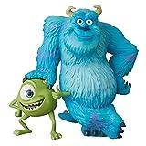 UDF(ウルトラディテールフィギュア) Pixar サリー&マイク(2体セット) ノンスケール PVC製塗装済み完成品