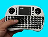 Hausbell (TM) Mini H7 2.4GHz Wireless Entertainment Keyboard with Touchpad for PC, Pad, Andriod TV Box, Google TV Box, Xbox360, PS3 & HTPC/IPTV