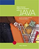Object-oriented program development using Java:a class-centred approach