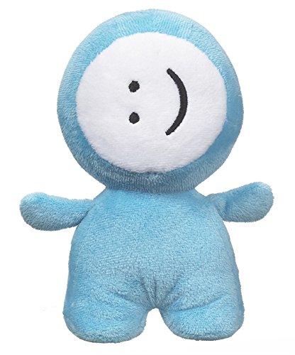 """Ganz 6"""" Textmen Smiley Plush Toy - 1"""