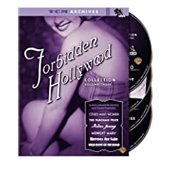 Warner Brothers Forbidden Hollywood DVD Collection Volume 3