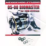 05バイオマスター 3000 ラインローラー2BB仕様チューニングキット 【 HEDGEHOG STUDIO / ヘッジホッグスタジオ 】