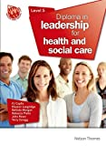 img - for Diploma in Leadership for Health and Social Care Level 5 book / textbook / text book