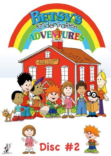 Betsy's Kindergarten Adventures 2 [DVD] [Import]