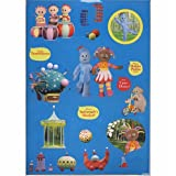 In the Night Garden Fridge Magnet Set - 16952by Heroes for Kids