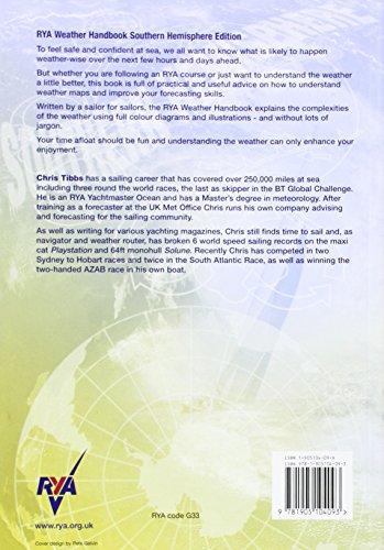 RYA Weather Handbook: Southern Hemisphere