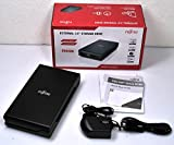 Fujitsu Celvin Drive D100 S26341-F103-L115 38016135 externe 500GB HDD Festplatte schwarz