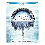 Stargate Atlantis: The Complete Series [Bluray] New!