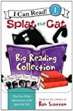 Splat the Cat: Big Reading Collection (I Can Read Book 1)
