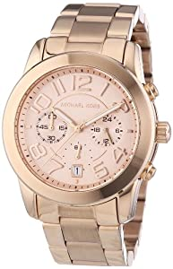 Michael Kors MK5727 Mercer Rose Gold Watch